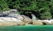Kto wypatrzy rekinią płetwę w zatoce rekiniej