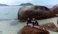 Wielka Rafa Koralowa to nie tylko podwodny świat, ale też malownicze wysepki rozsiane na długości prawie 3000 km wzdłuż północno wschodniego wybrzeża Australii